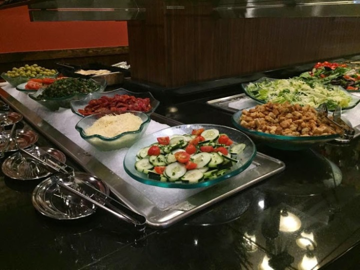 TG Salad Bar