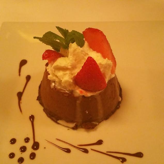 Pressed Chocolate And Lavender Torte Recipe — Dishmaps