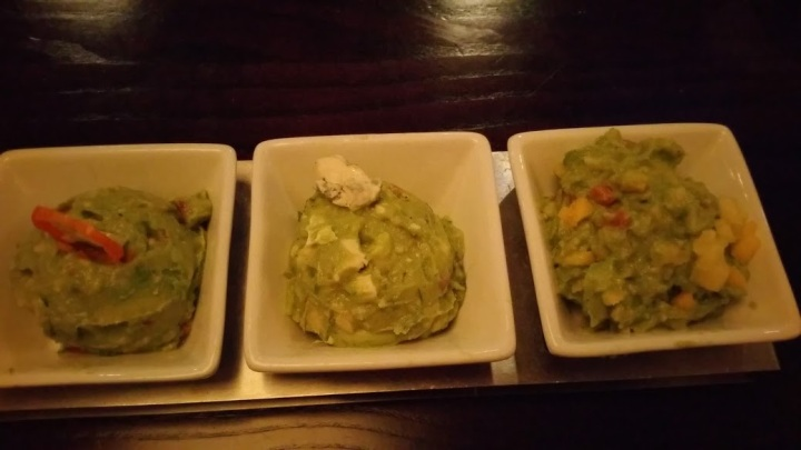 Guacamole flight