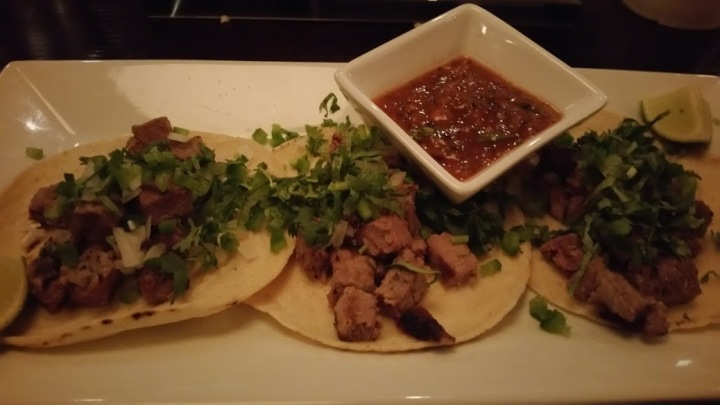 Soft Steak tacos