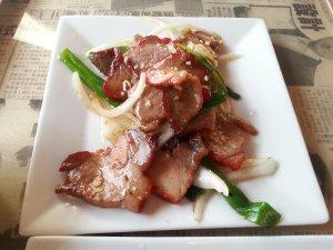 Char su (BBQ pork)