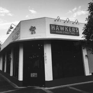Hawkers Enterance