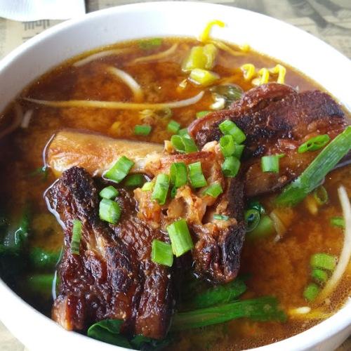 Miso Ramen w Pork