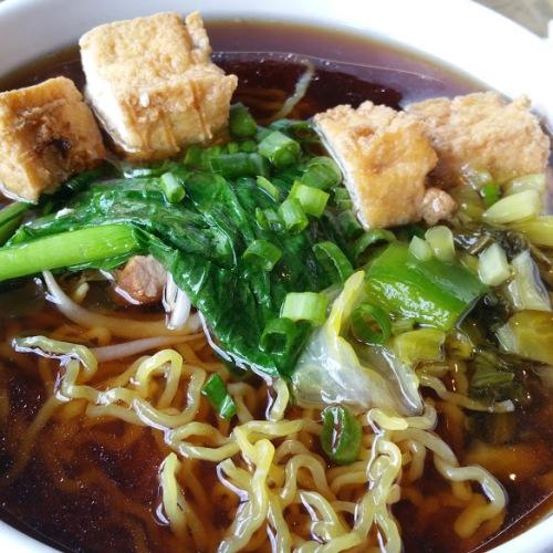 Shoyu Ramen w tofu
