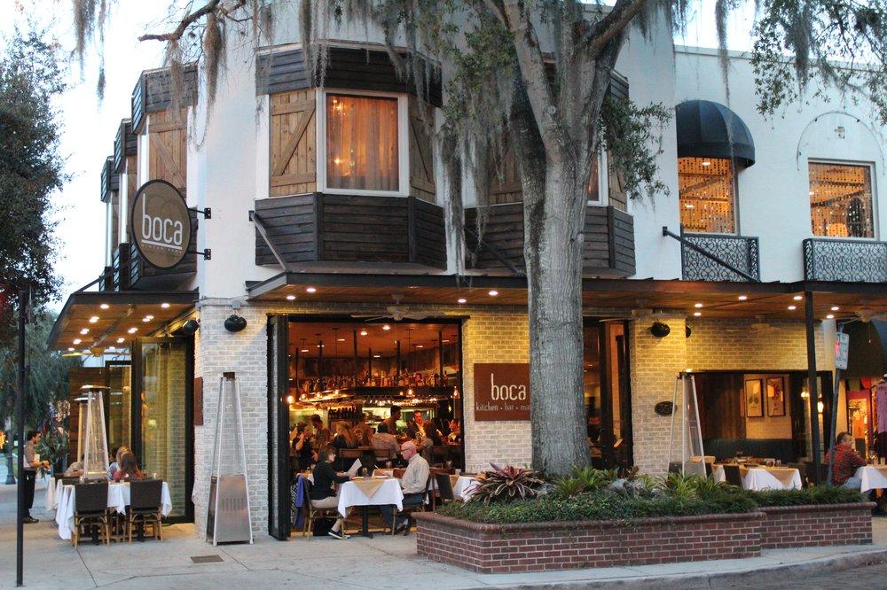 Merveilleux Boca Kitchen Bar Market