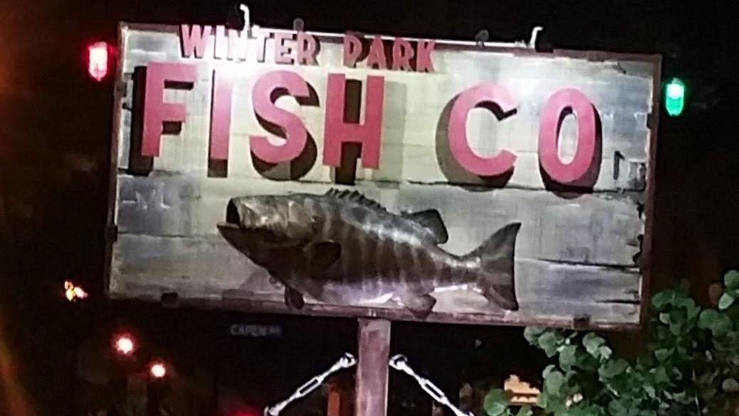 Winter park fish company anna eatz jacksonville and beyond for Winter park fish company
