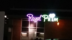 RB sign