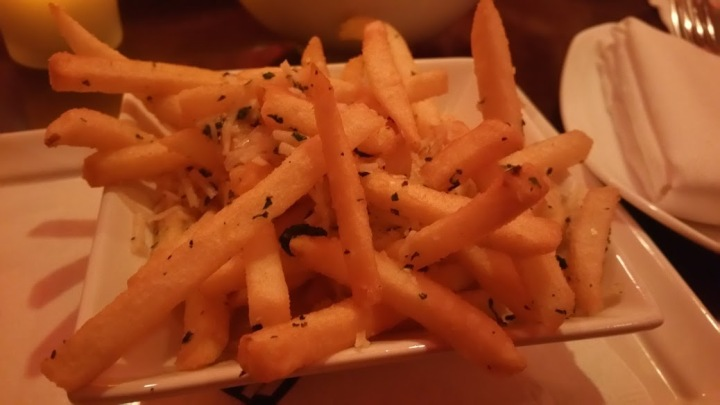 Truffel Fries