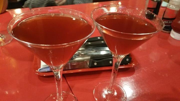 Giggling Goose Martini