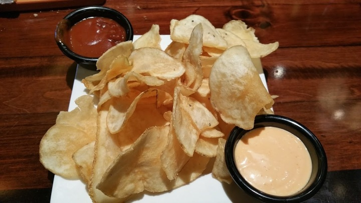 House Made kettle chips