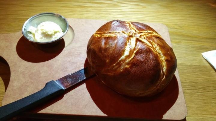 Salty, Sweet, Warm, Pretzel Bread