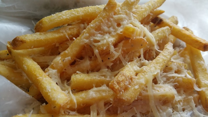 Truffel fries