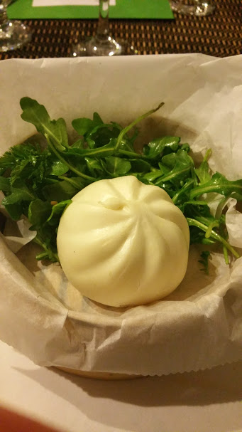 Chinese Pan-Seared Pork Bao