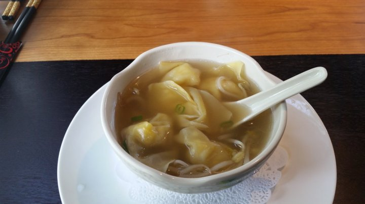 House Won Ton Soup