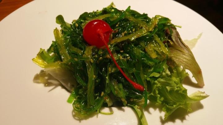 Sea Weed Salad