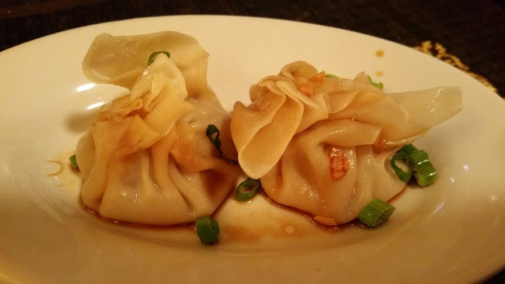 Sweet Pork Dumplings