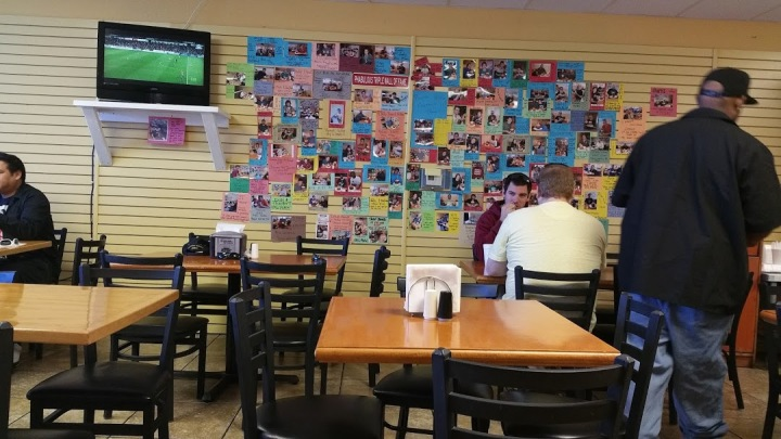 Wall of fame all those burger champs