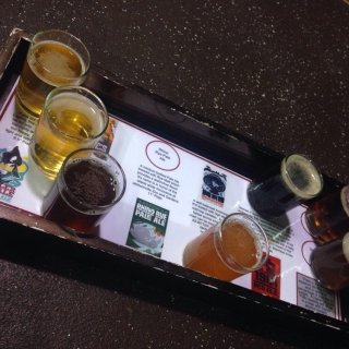 Beer flights for the uninitiated