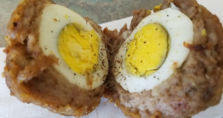 The Scotch Egg at it's best