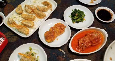 Assorted Banchan