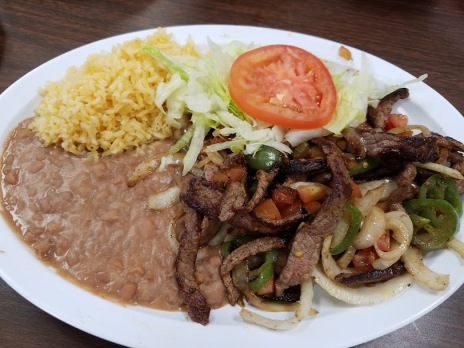 Mexican Style Steak