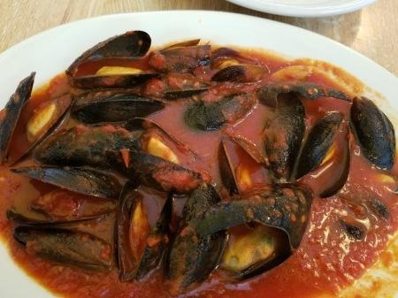Mussels Maranaria