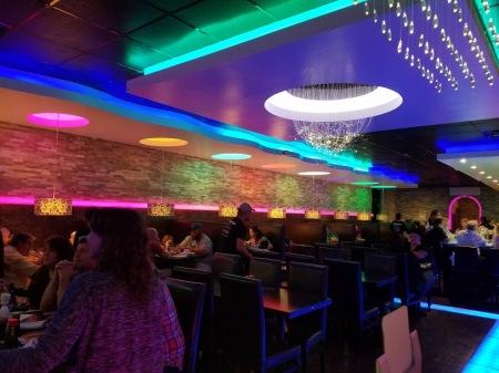 Neon Interior