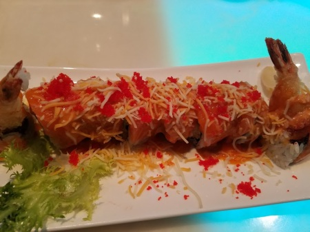 Night Special Roll