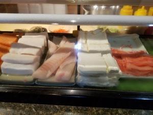 Sushi cooler