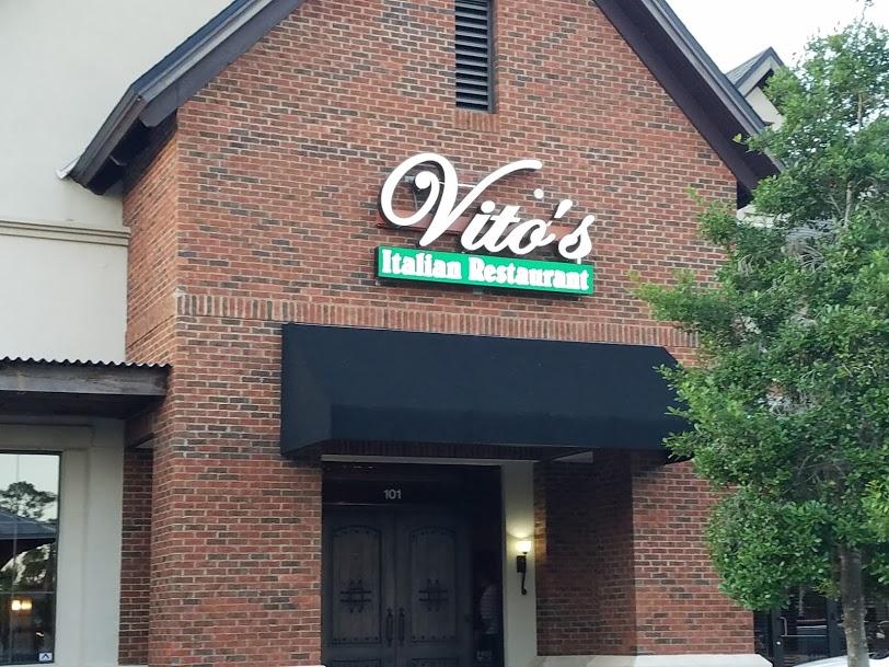 Vito S Italian Restaurant Anna Eatz Jacksonville And Beyond
