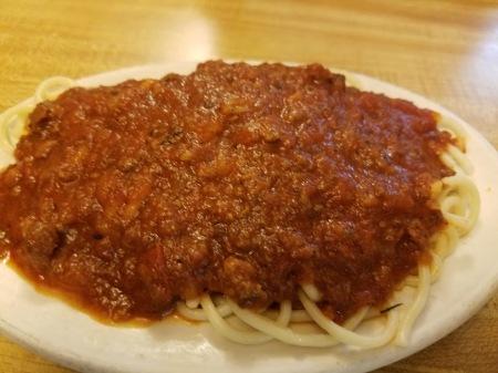 Spaghetti side