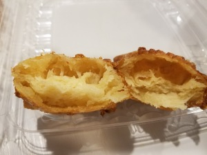 inside deep fried biscuts