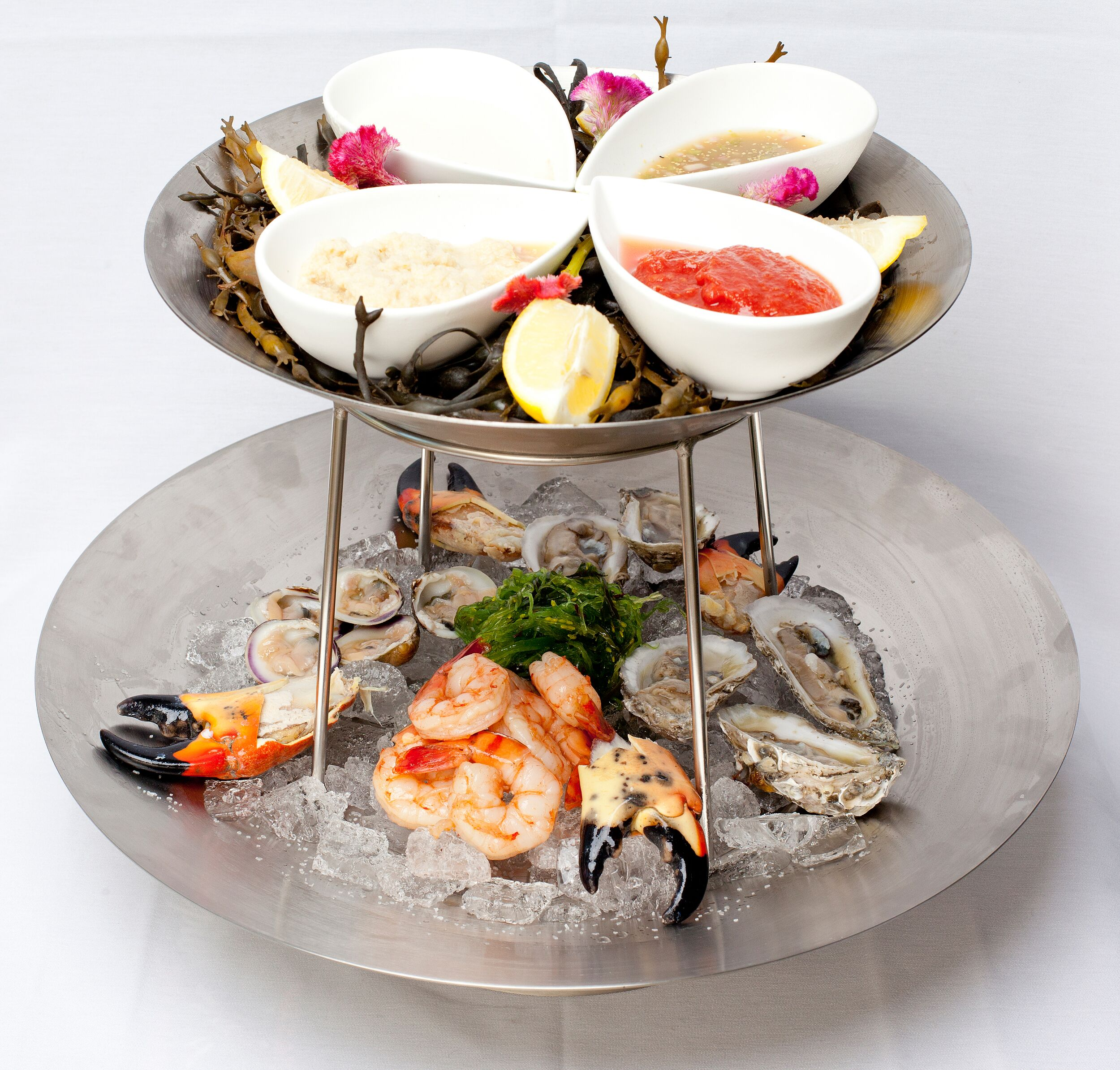 chilled seafood platter atlantic grille at hammock beach resort  u2013 iwantabuzz jacksonville      rh   iwantabuzz
